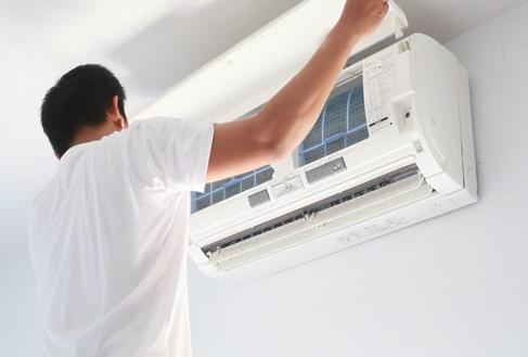 Ar condicionado instalar