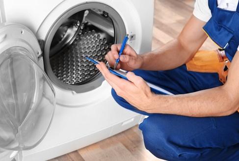 Conserto de lavadora de roupa