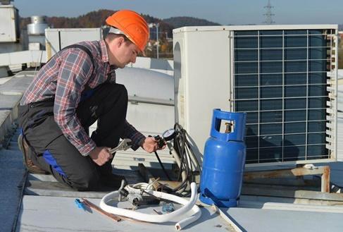 Instalação de ar condicionado 220v