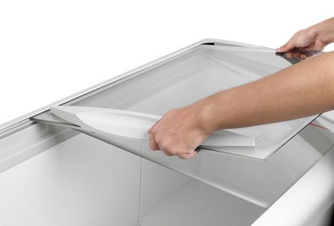 Manutenção de freezer metalfrio